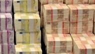 Geldvermögen weltweit auf Rekordhöhe