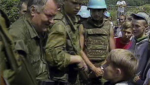 """""""Srebrenica hat mein Leben zerstört"""""""