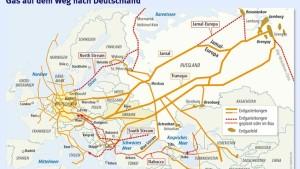 EU stärkt Pipelineprojekt Nabucco