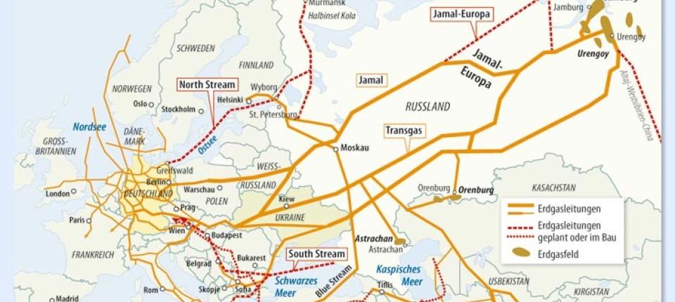 Prag Karte Europa.Gipfeltreffen In Prag Eu Stärkt Pipelineprojekt Nabucco