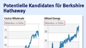 Spekulation über nächste Übernahme von Buffett