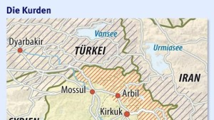 Viele Dutzend kurdische Rebellen im Nordirak getötet