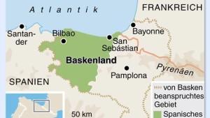 Militär-Chef der Eta in Frankreich gefasst