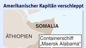Angeblich deutsche Fregatte gegen Piraten dabei