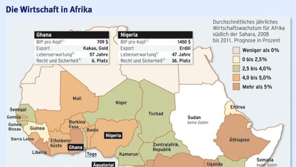 Jetzt sollen die Kapitalisten Afrika retten