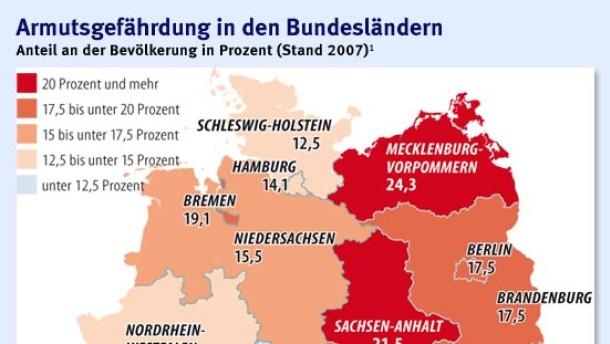 ärmstes Bundesland