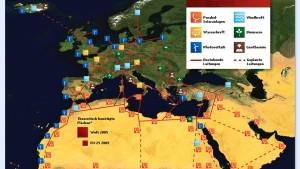 Größtes Solarprojekt der Welt nimmt Gestalt an