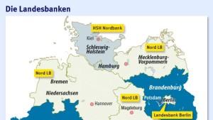 Die Landesbanken suchen nach Geschäftsmodellen