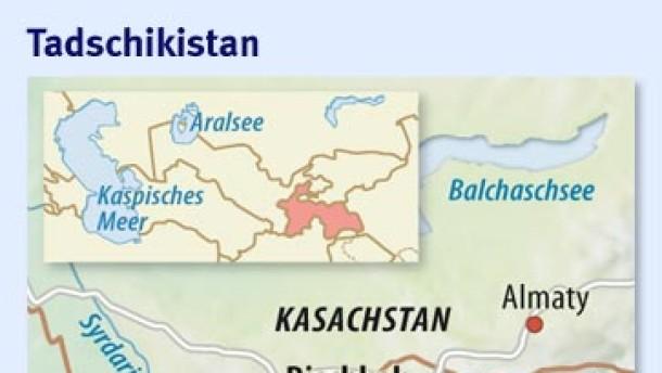 Massenausbruch von Islamisten in Duschanbe
