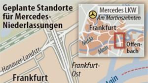 Mercedes plant großen Neuauftritt in Frankfurt