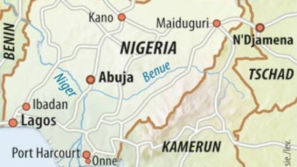 Mindestens 30 Tote bei Anschlag auf Markt in Nigeria