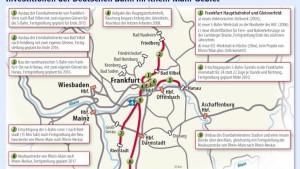 Ausbau der Bahn bleibt ein schwieriges Geschäft