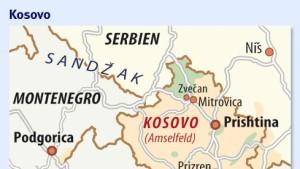 Mazedonien und Montenegro erkennen Kosovo an