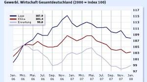 Der Ifo-Index steigt überraschend