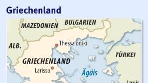 Griechenlands Abschied vom Schlaraffenland