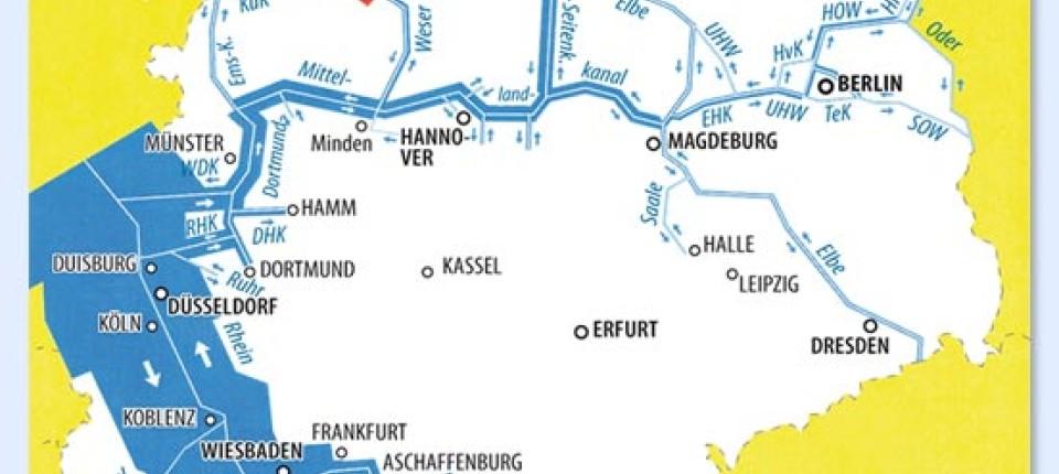 Main Fluss Karte.Schifffahrt Auf Dem Main Geht Es Mit Der Fracht Abwärts Region