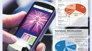 Google erobert jetzt auch das mobile Internet