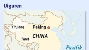 Chinas Führung droht mit Todesstrafe