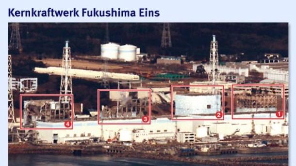 Strom für das Atomkraftwerk