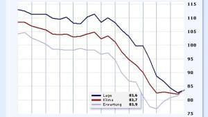 Steigender Ifo-Index kündet von Optimismus