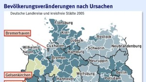 Innerdeutsche Völkerwanderung