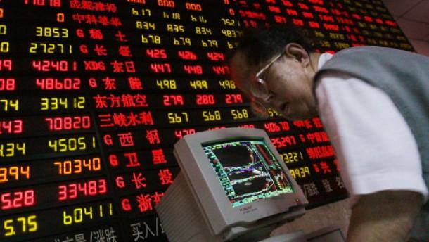 Wann platzt die chinesische Spekulationsblase?
