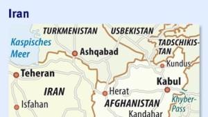 Truppenversorger wollen Transit durch Iran