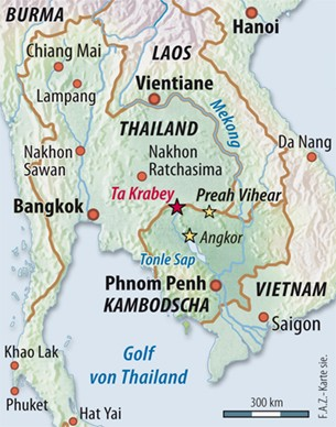 Karte Thailand Kambodscha.Bilderstrecke Zu Thailand Und Kambodscha Eine Kriegserklärung