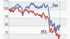 Wiener Börse leidet unter ihrer Bankenlastigkeit